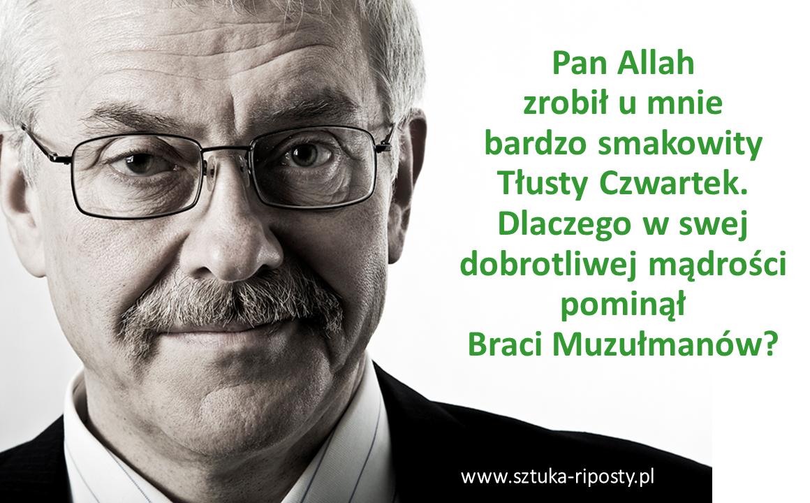 tłusty czwartek www.sztuka-riposty.pl