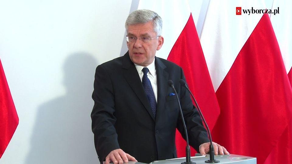 Panie Marszałku (nie)Kochany