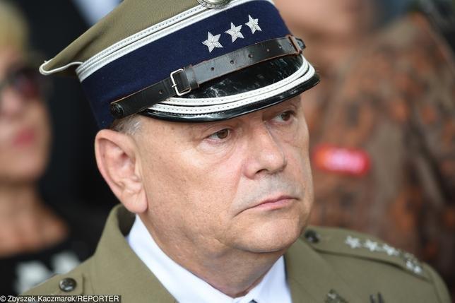 Rewelacyjna riposta pułkownika Mazguły