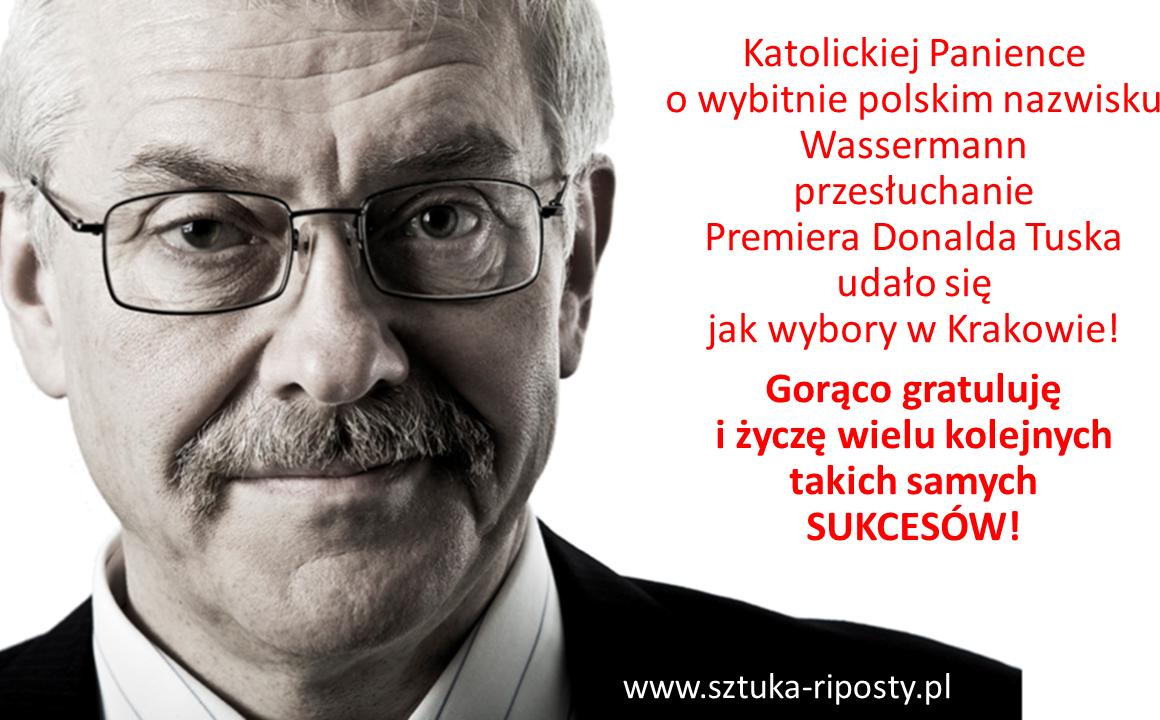 Sukces wyborczy i komisyjny!