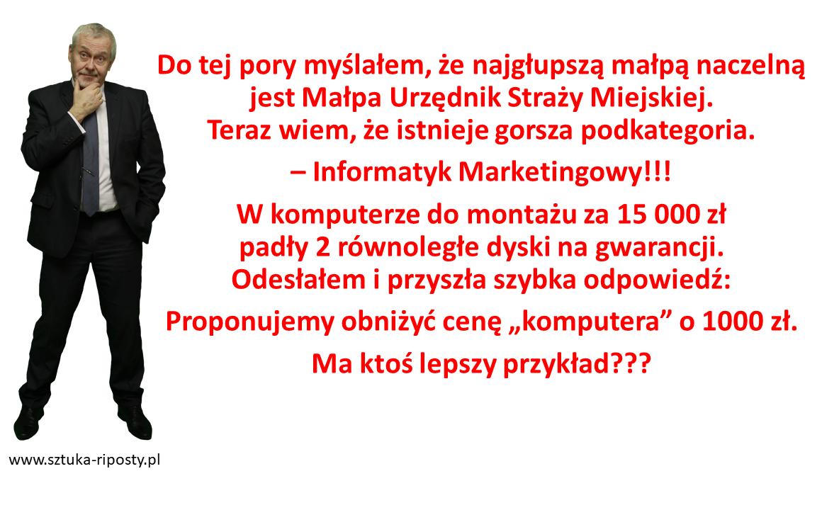 Naczelna Nowa Małpa Marketingowa