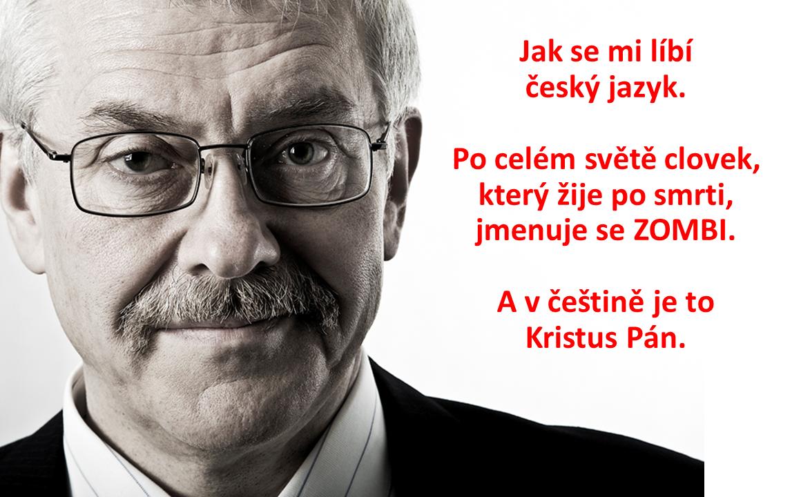 Český jazyk dobra jazyk
